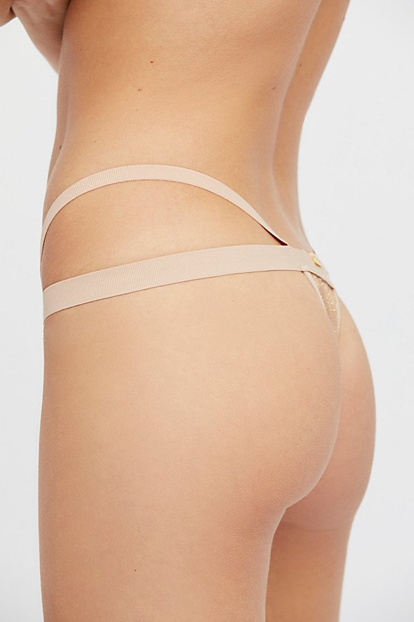 Slide View 3: Constellation Thong