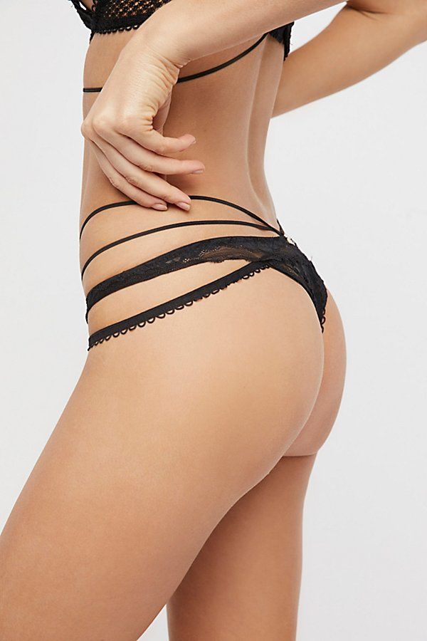 Slide View 3: Vega Strappy Thong