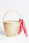 Thumbnail View 2: Straw Basket