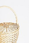 Thumbnail View 3: Straw Basket