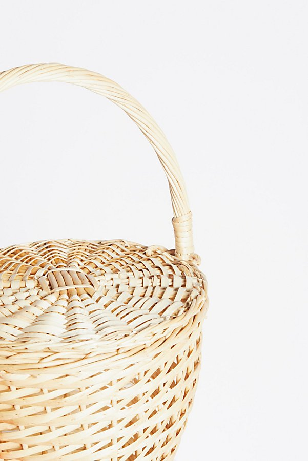 Slide View 3: Straw Basket