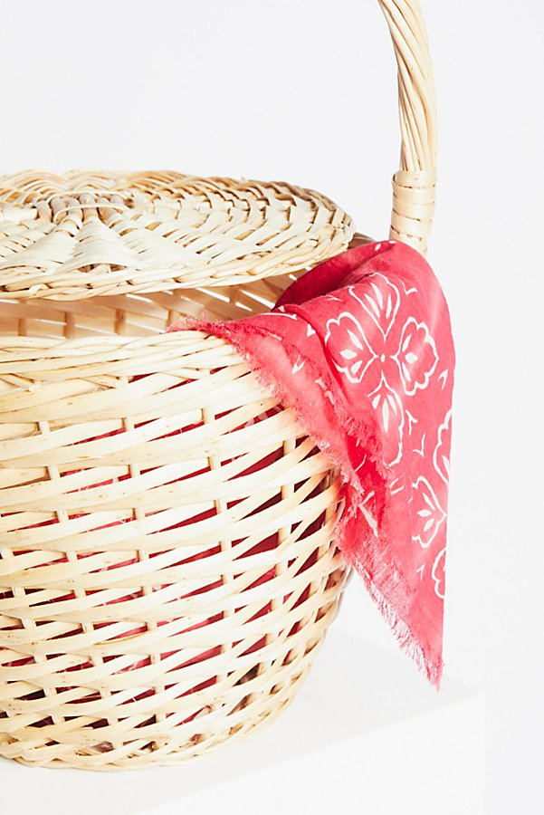 Slide View 4: Straw Basket