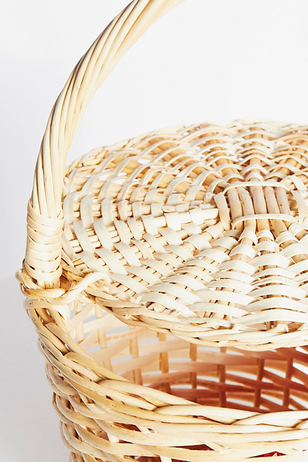Slide View 5: Straw Basket