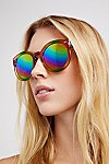 Thumbnail View 1: Double Rainbow Sunglasses