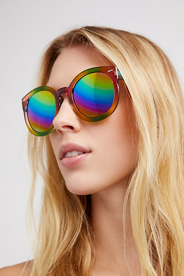 Slide View 1: Double Rainbow Sunglasses