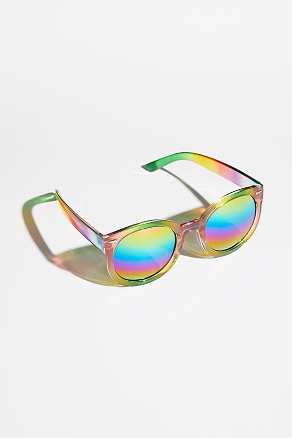 Slide View 2: Double Rainbow Sunglasses