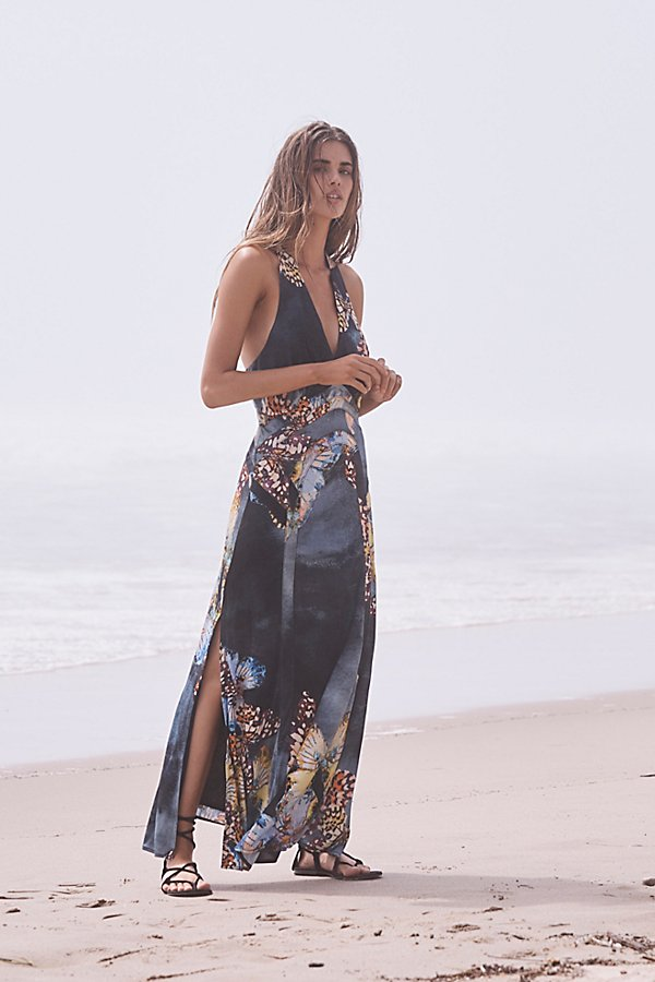 Slide View 1: All About You Maxi Dress