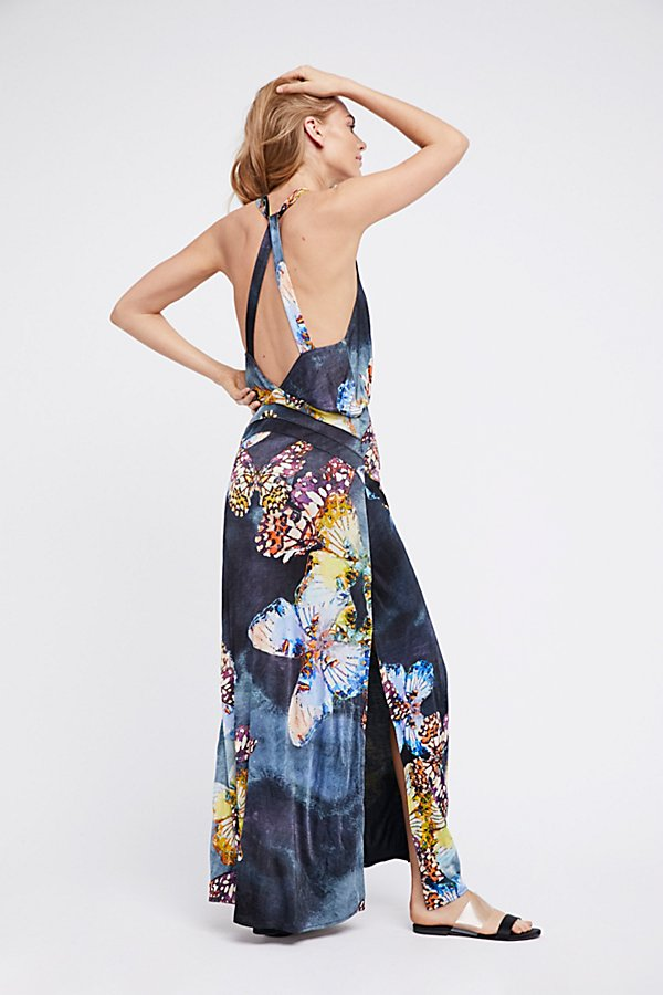 Slide View 3: All About You Maxi Dress