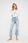 Thumbnail View 2: Levi's 517 Cropped Boot Cut Jeans