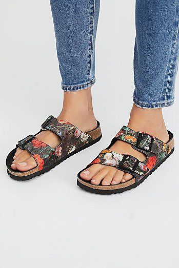 Arizona Floral Bouquet Birkenstock