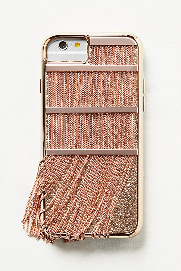 Slide View 3: Chain Fringe iPhone Case