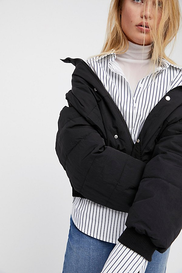 Slide View 4: Cold Rush Puffer Coat