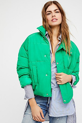 Cold Rush Puffer Coat