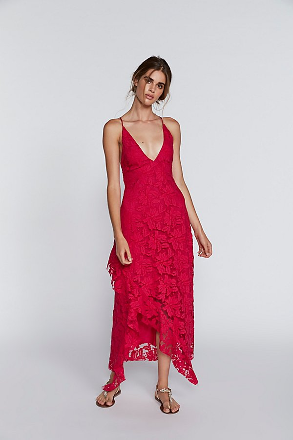 Slide View 1: Zoe Lace Maxi Dress
