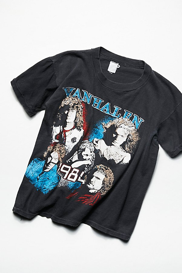 Slide View 1: Vintage 1980s Band Tee