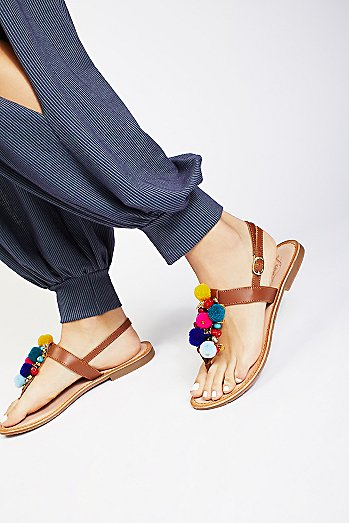 Sun Kissed Sandal
