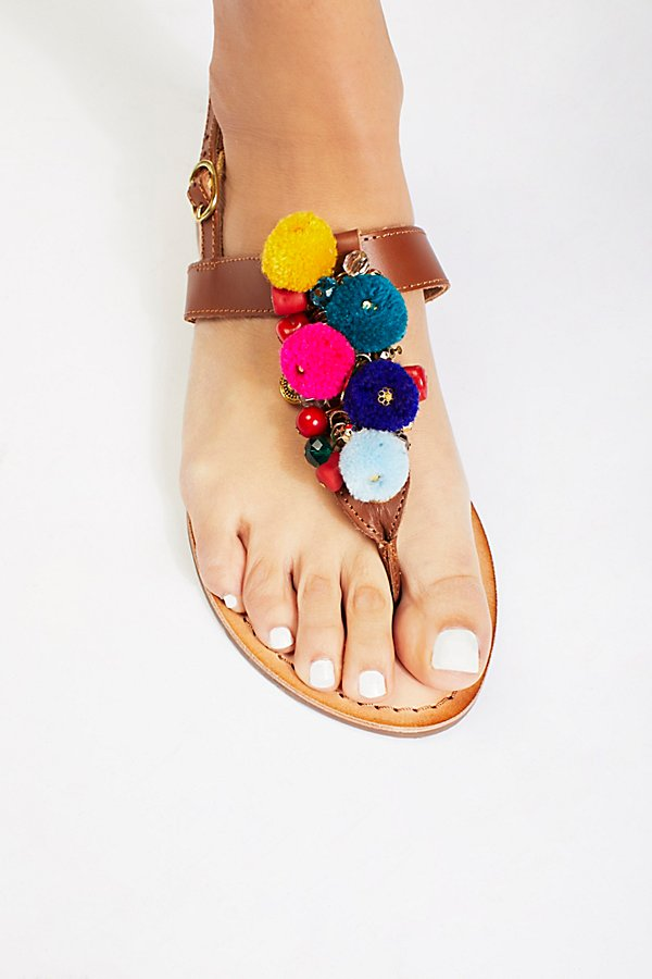 Slide View 3: Sun Kissed Sandal