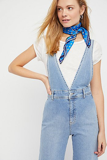 A-Line Dungarees