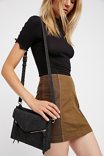 Laurie Vegan Crossbody
