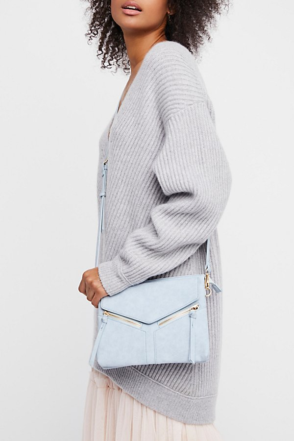 Slide View 1: Laurie Vegan Crossbody