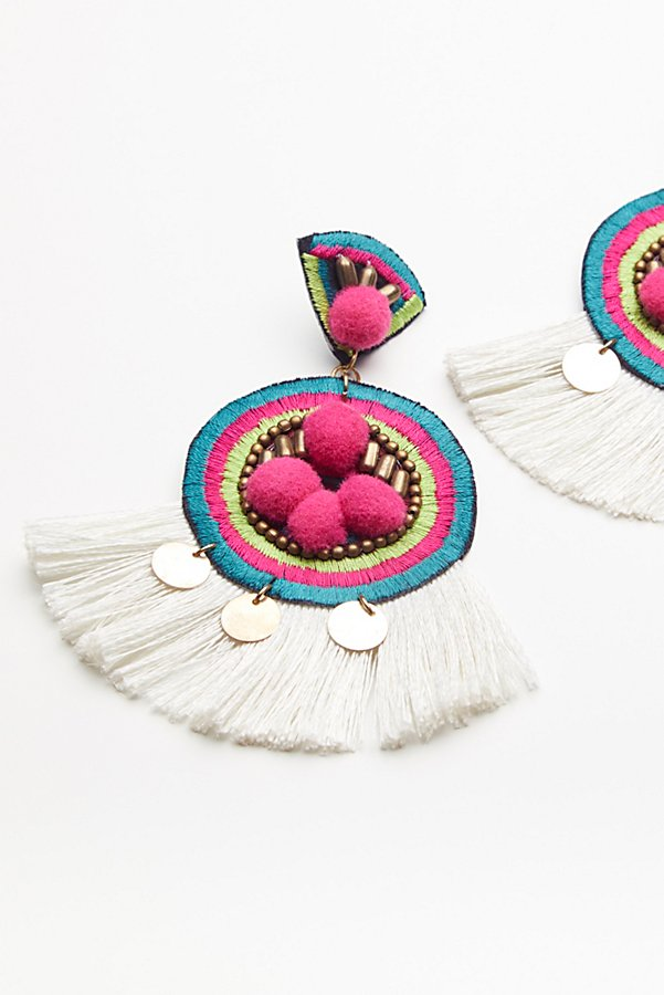 Slide View 3: Mai Tai Statement Earring