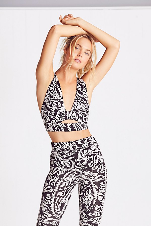 Slide View 1: Printed City Slicker Bra