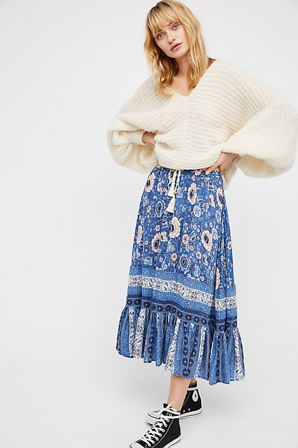 Slide View 1: Zahara Midi Skirt