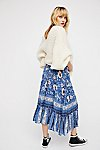 Thumbnail View 2: Zahara Midi Skirt