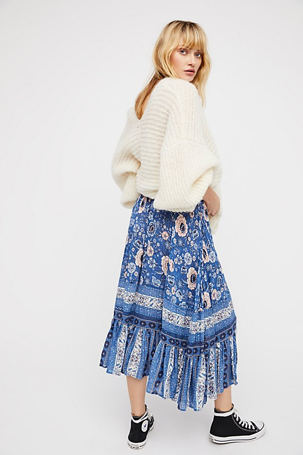 Slide View 2: Zahara Midi Skirt