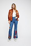 Thumbnail View 2: Flower Child Denim Flares