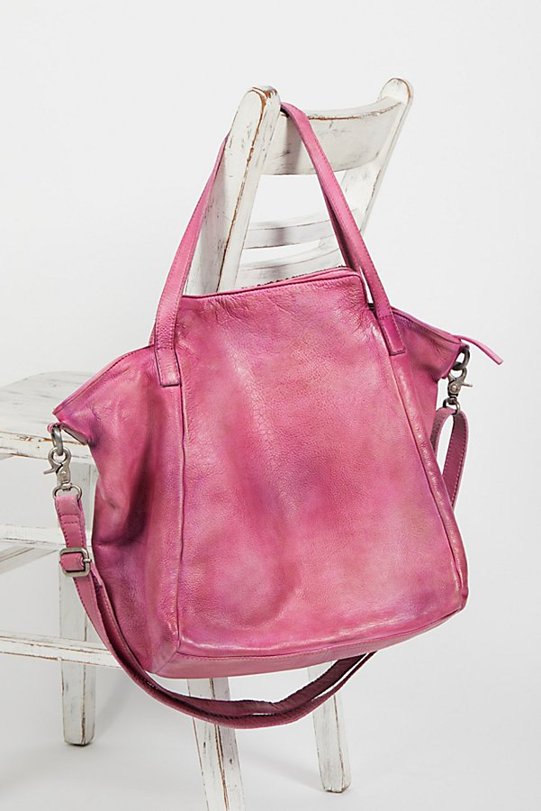 Slide View 3: Gardenia Washed Tote