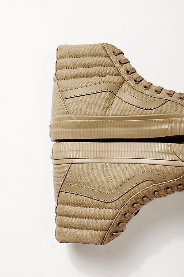 Slide View 3: SK8-Hi Reissue mono surplus hi top