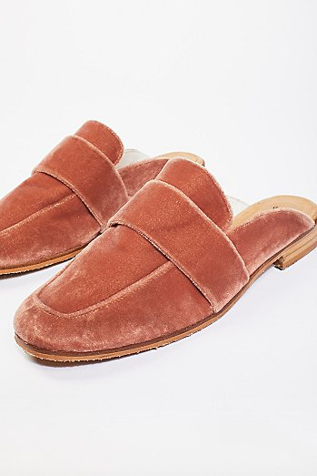 Velvet At Ease Loafer