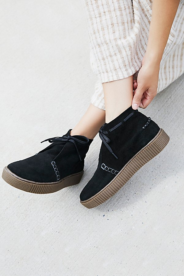 Slide View 1: Aiden Sneaker Boot