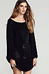 Thumbnail View 3: Moonglow Sequin Mini Dress