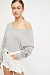 Thumbnail View 1: Lure Me In Cashmere Pullover