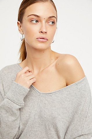 Lure Me In Cashmere Sweater | Free People