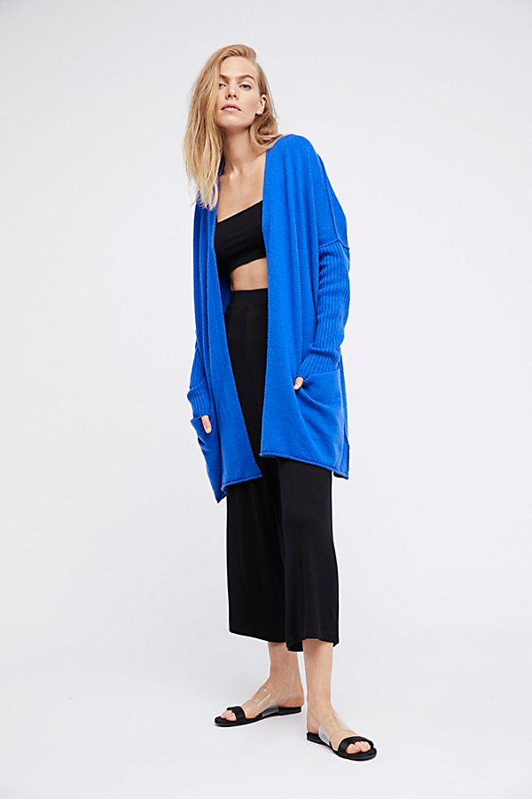 Slide View 4: Dreaming in Cashmere Cardi