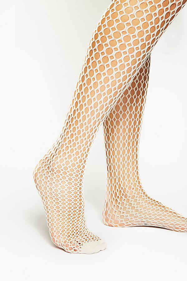 Slide View 2: Hey There Fishnet Tight