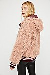 Thumbnail View 2: Fluffy Dolman Jacket