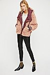 Thumbnail View 3: Fluffy Dolman Jacket
