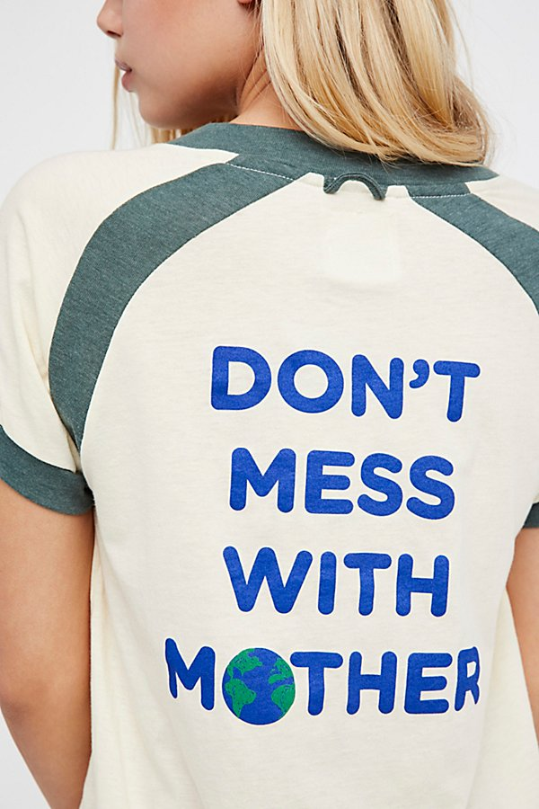 Slide View 1: Don't Mess With Mother Tee