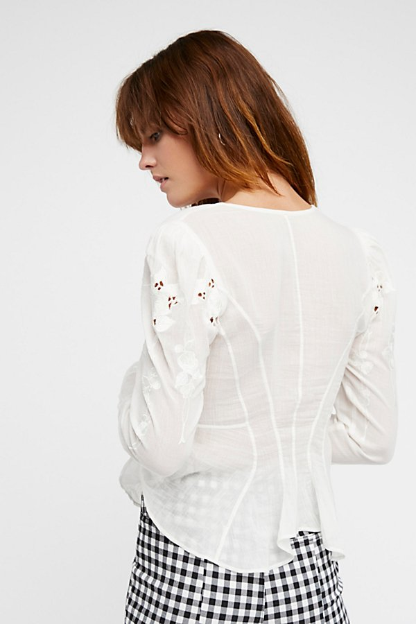 Slide View 3: All Mine Blouse