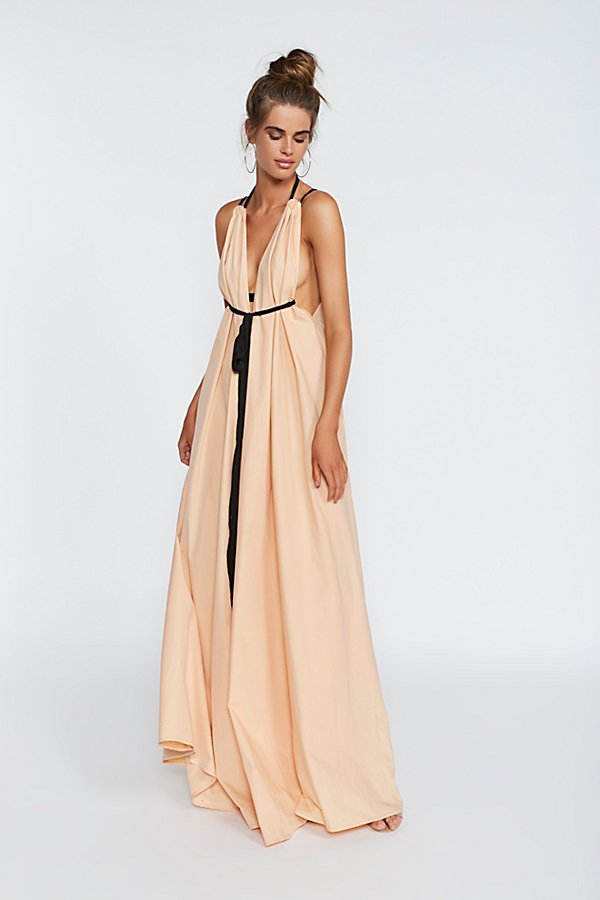 Slide View 3: Camille Reversible Maxi Dress