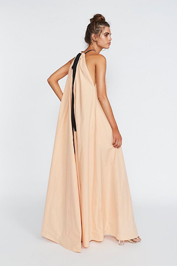 Slide View 6: Camille Reversible Maxi Dress
