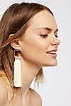 Thumbnail View 1: Valerie Tassel Earrings