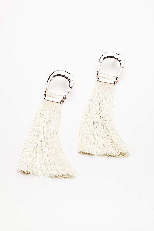Slide View 2: Valerie Tassel Earrings