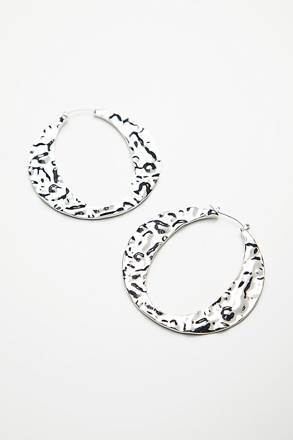 Slide View 3: Liquid Metal Hoops