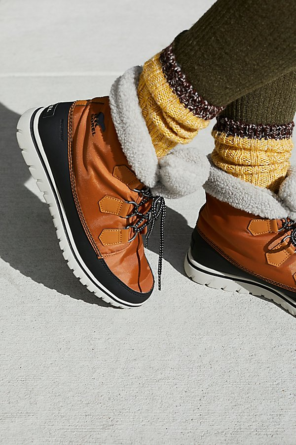 Slide View 1: Cozy Carnival Weather Boot
