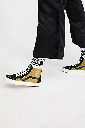 Sk8-Hi Reissue Vintage High Top Sneaker
